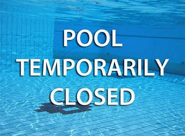 Swimming Pool is Temporarily Closed